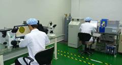 德威铸造严选原材料 · 检测保品质