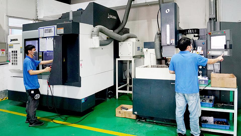 德威铸造生产能力强 · 交期有保障