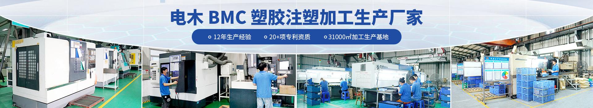 德威铸造-电木,BMC,塑胶注塑加工生产厂家