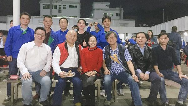 201224烧烤晚宴